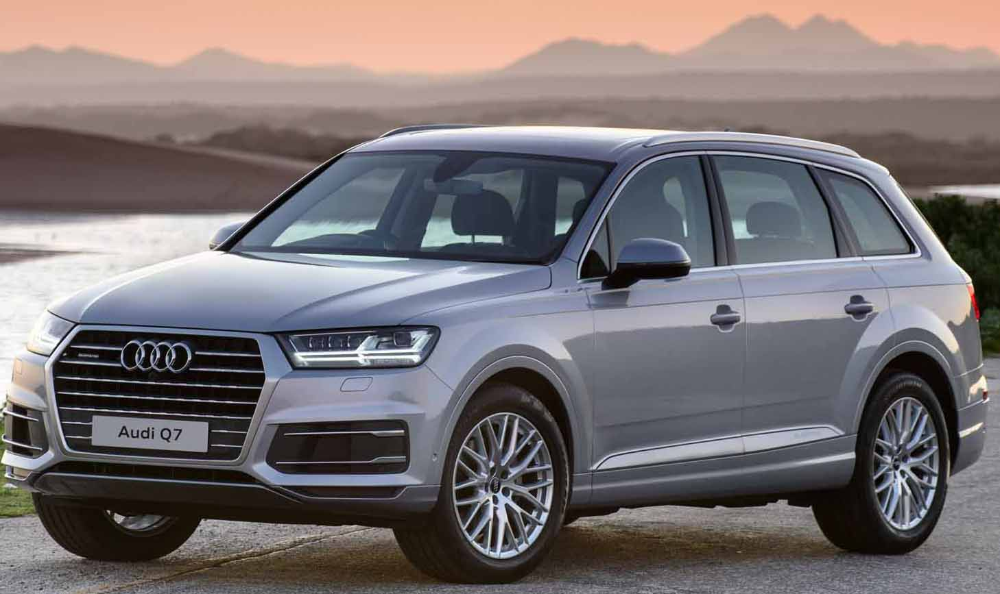 segmentation for audi q7 Essays - largest database of quality sample essays and research papers on demographic segmentation of audi.