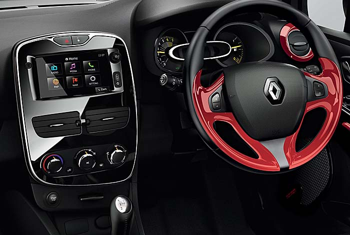 renault clio two turbo models in time for christmas carman 39 s corner. Black Bedroom Furniture Sets. Home Design Ideas