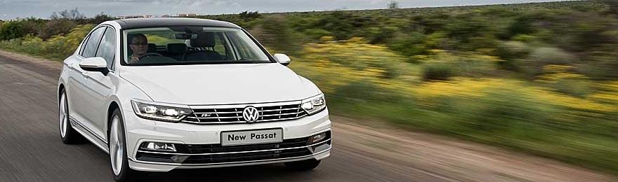 2015 VW Passat