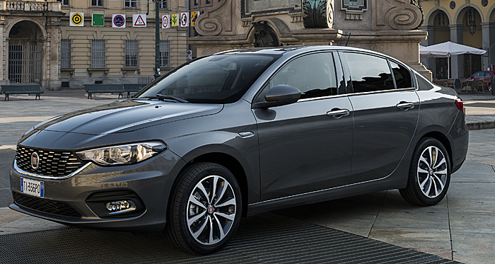 Fiat Tipo Made To Give Max For Your Money Carmans Corner