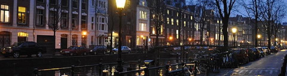 amsterdam night parking