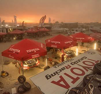 dakar special pos 5 sandstorm