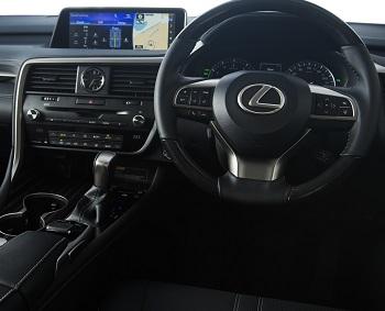 LEXUS RX Image: Lexus