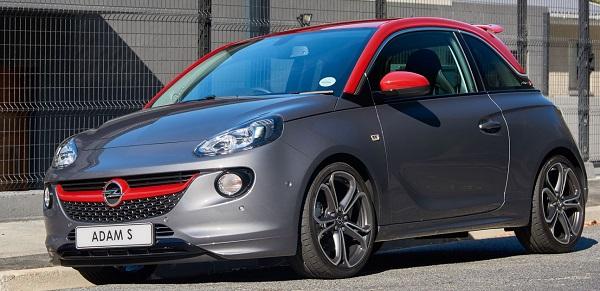 Opel Adam S: Top model packs 210km/h for trackworthypace