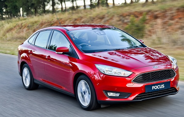 2016 1.0 Ford Focus