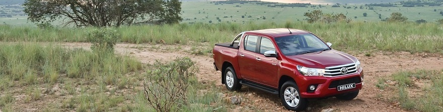 2016 Toyota Hilux launch