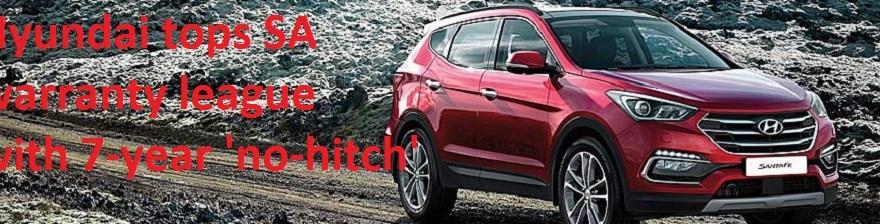 Hyundai 7-year warranty