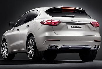 2016 Maserati Levante SUV