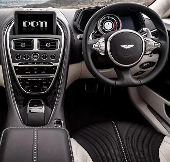 Aston DB 11 Geneva 2016
