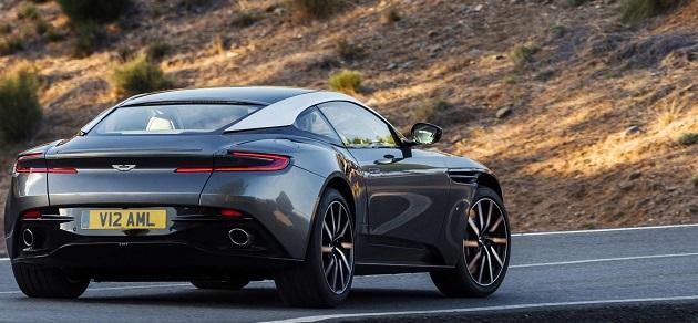Aston Martin DB11 Geneva 2010