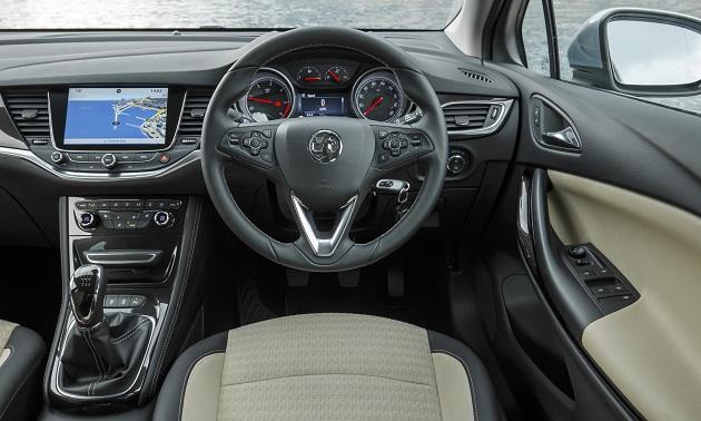 2016 Opel Astra Sport Tourer