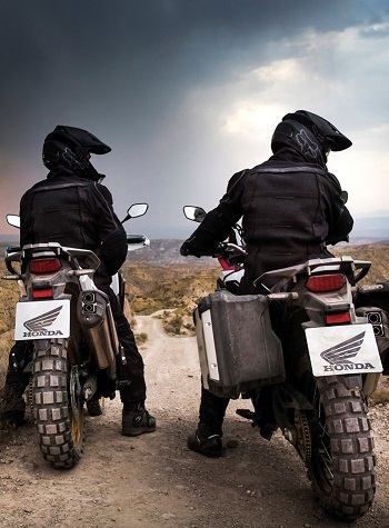 2016 CRF1000L Africa Twin