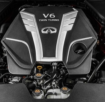 New 3.0 engine for Infiniti