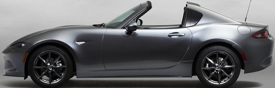 2016 Mazda MX-5 hardtop convertible