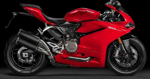 2016 Ducati 959 Panigale