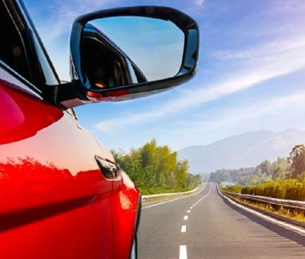 five road safety tips for holidays