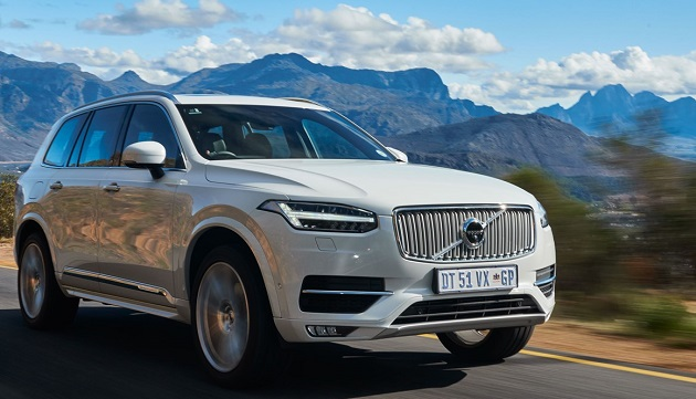 VOLVO TAKES 2016 CAR OF YEAR TITLE: