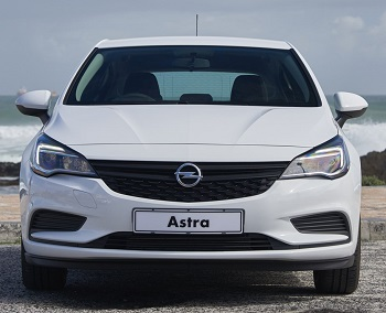 2016 Opel Astra launched in SA