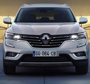 2017 Renault Koleos SUV