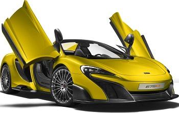 2016 McLaren Spoder
