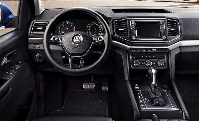 2016/7 VW Amarok Aventura turbodiesel