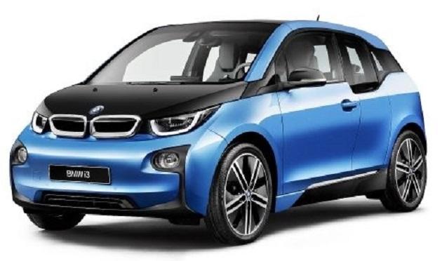 2016 BMW i3 range extended
