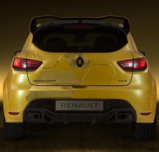 2016 Renault Clio Sport
