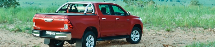 2016 Toyota Hilux - Made in South Africa
