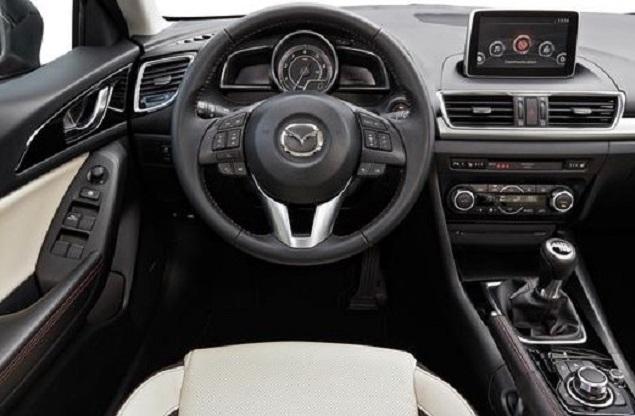 2016 Mazda3 frugal diesel