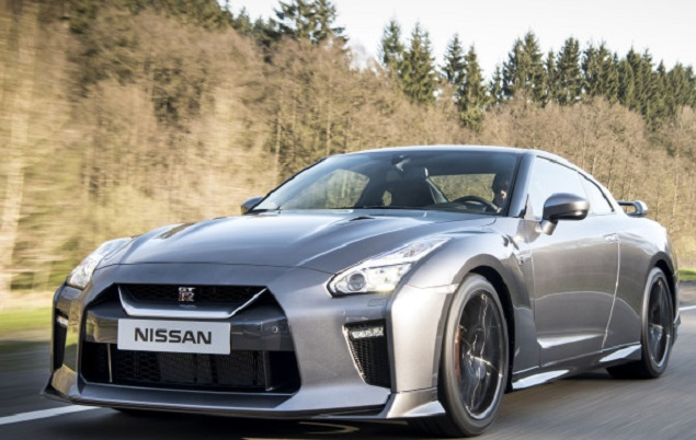 Revised 2016 Nissan GT-R