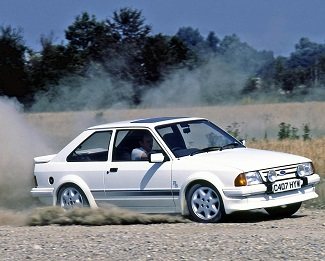 Ford Escort 1985 RS Turbo