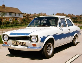 Pos 3 Ford Escort RS 2000 1973
