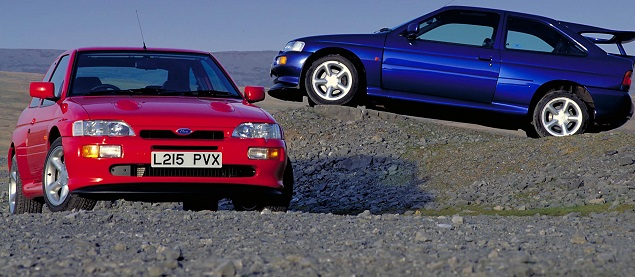 Ford Escort Cosworth from 1994