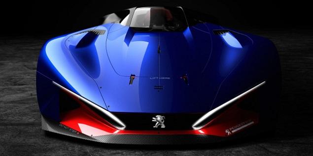 BOLD CAPS: Peugeot L500 R HYbrid Image: Peugeot