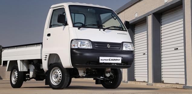 2016 Suzuki Super Carry bakkie