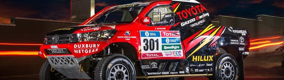 Toyota Kalahari racer