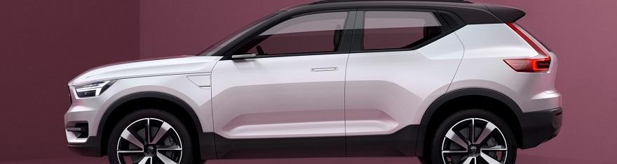 2016 Volvo 40 Series