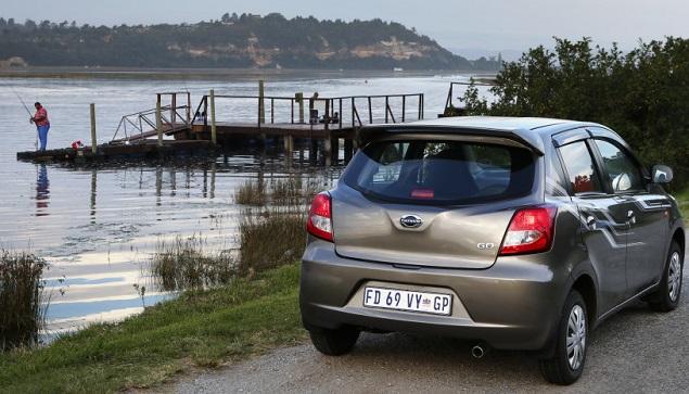 Datsun Go does 9 800km through Africa. Image: Datsun SA