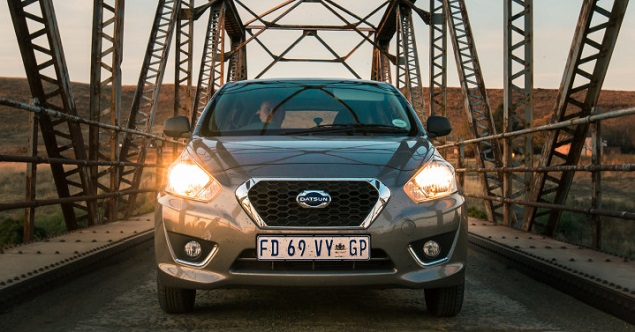 Datsun Go does 9 800km through Africa. Image: Datsun SA