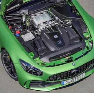 2016 Mercedes-AMG GT R Image: Mercedes-AMG
