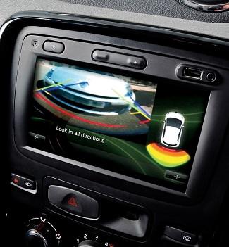 BOLD CAPS: Text. Image: Renault SA