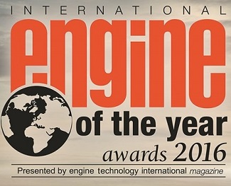 engine of year award logo