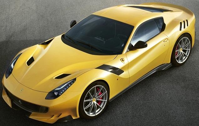 Ferrari F1 TDF