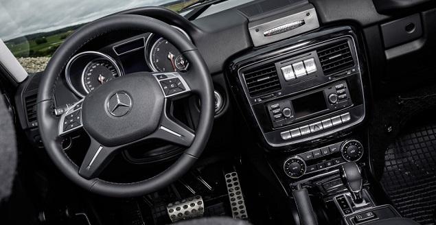 2016 Mercedes G-Class