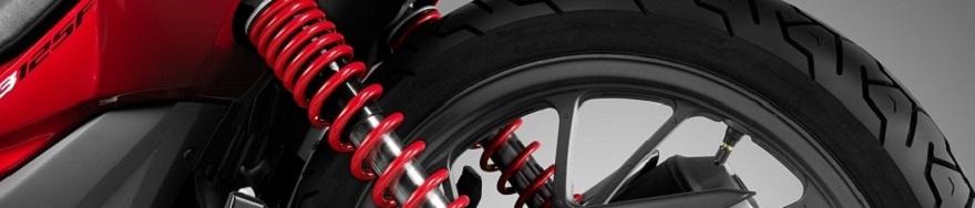 2016 Honda CB125F Image: Honda Motorcycles