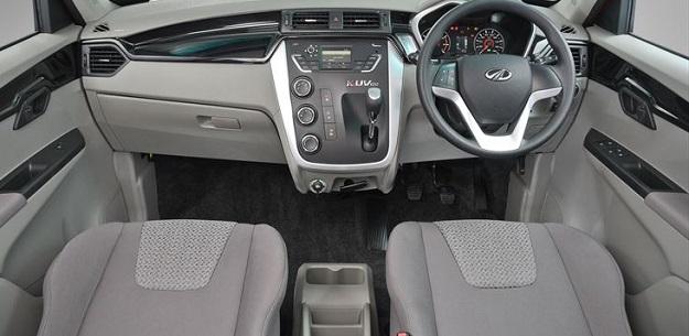 Mahindra baby SUV - the KUV100