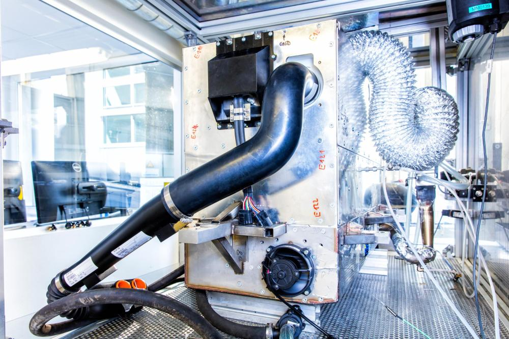 Nissan bio-fuel