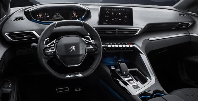 2016 Peugeot 3008 SUV
