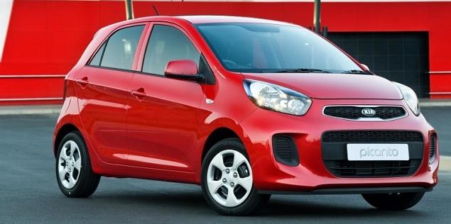2016 Kia Picanto Image: Kia Motors