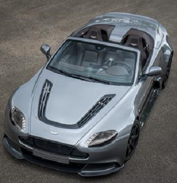 2016 Aston Martin Vantage GT12 Roadster